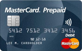 مستر کارت پیش پرداخت