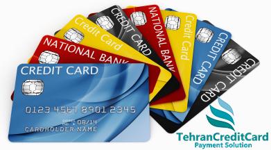 کردیت کارت credit card