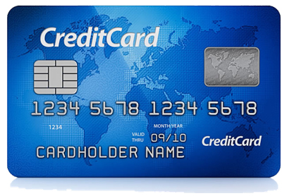 مسترکارت اعتباری