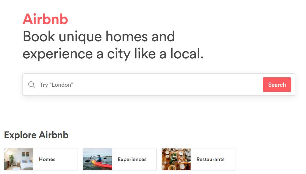 رزرو خانه یا اتاق Airbnb | تهران کردیت کارت