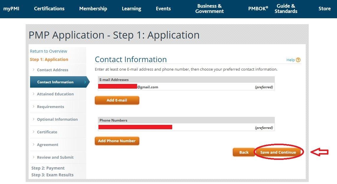 PMI Exam |تهران کردیت کارت