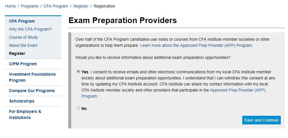 گواهینامه CFA | تهران کردیت کارت