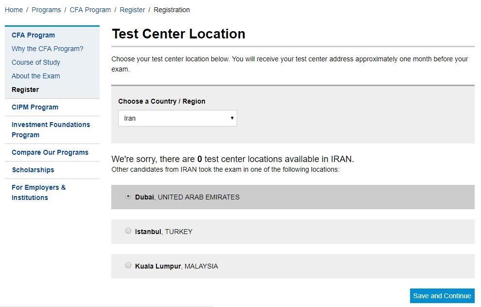 آزمون CFA | تهران کردیت کارت