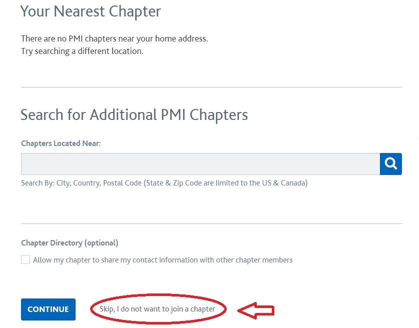 عضویت PMI | تهران کردیت کارت