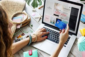 خرید از وبسایت آنلاین خارجی | تهران کردیت کارت