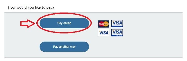 پرداخت با ویزا و مستر کارت آیلتس | تهران کردیت کارت