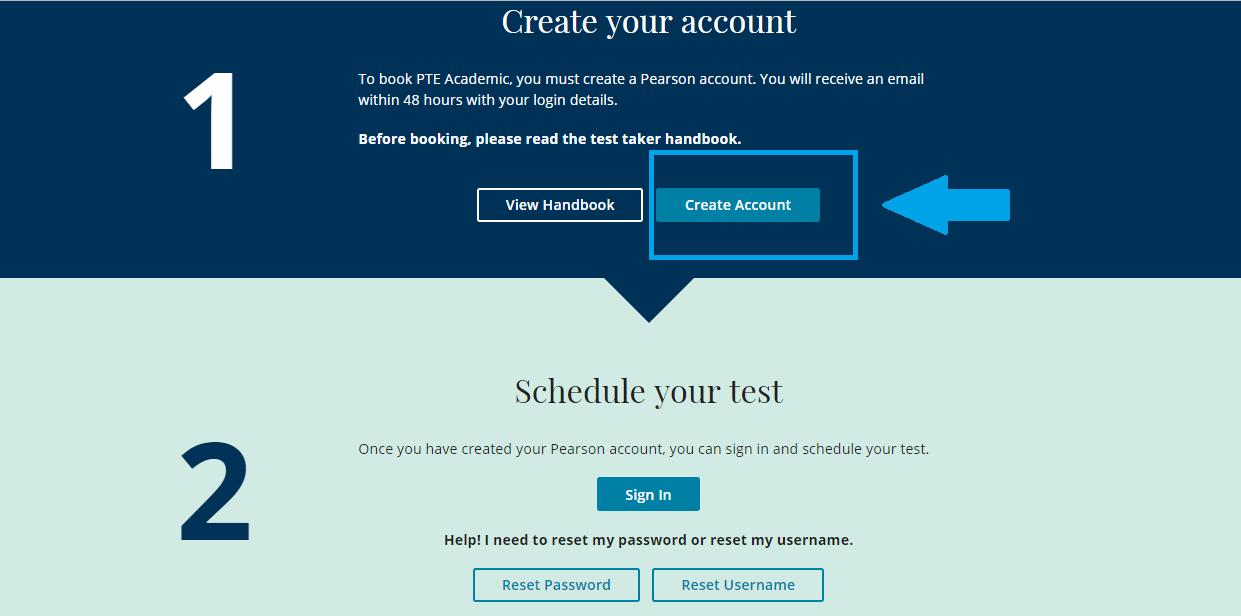 ثبت نام آزمون PTE | تهران کردیت کارت