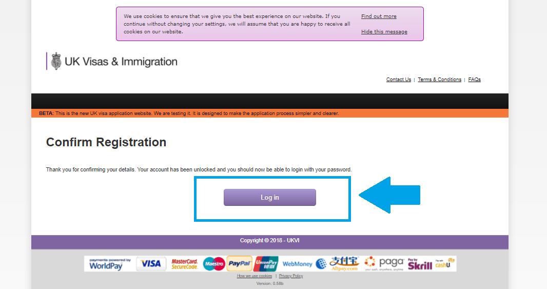 پرداخت هزینه وقت سفارت انگلیس با ویزا کارت | تهران کردیت کارت