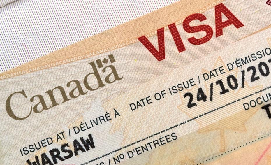 دریافت ویزای دائم کانادا | تهران کردیت کارت