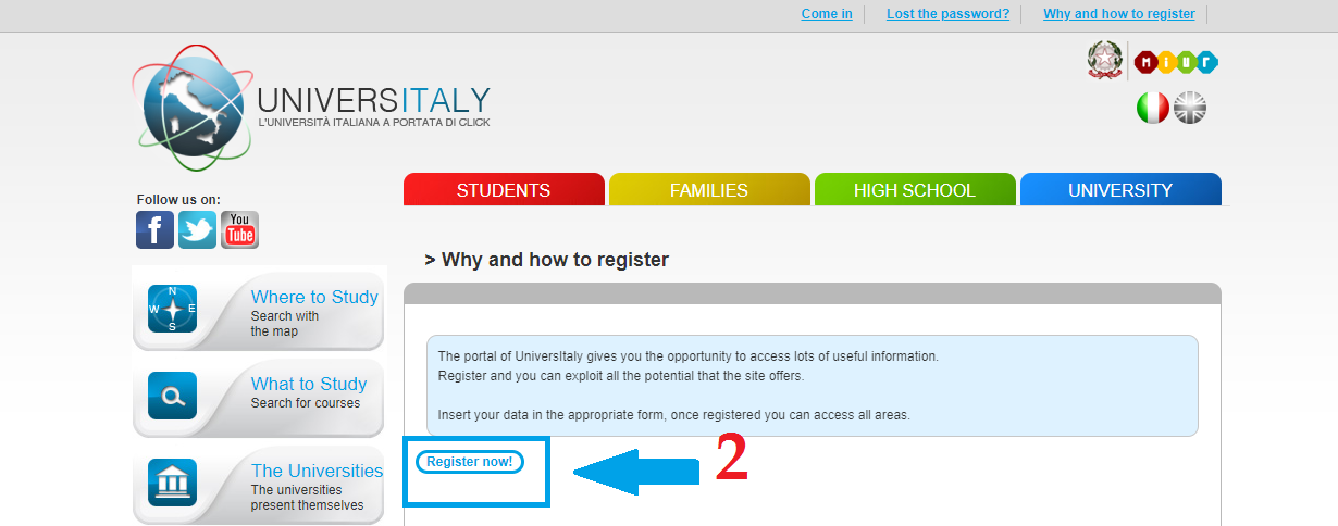 پرداخت هزینه آزمون پزشگی ایتالیا | تهران کردیت کارت