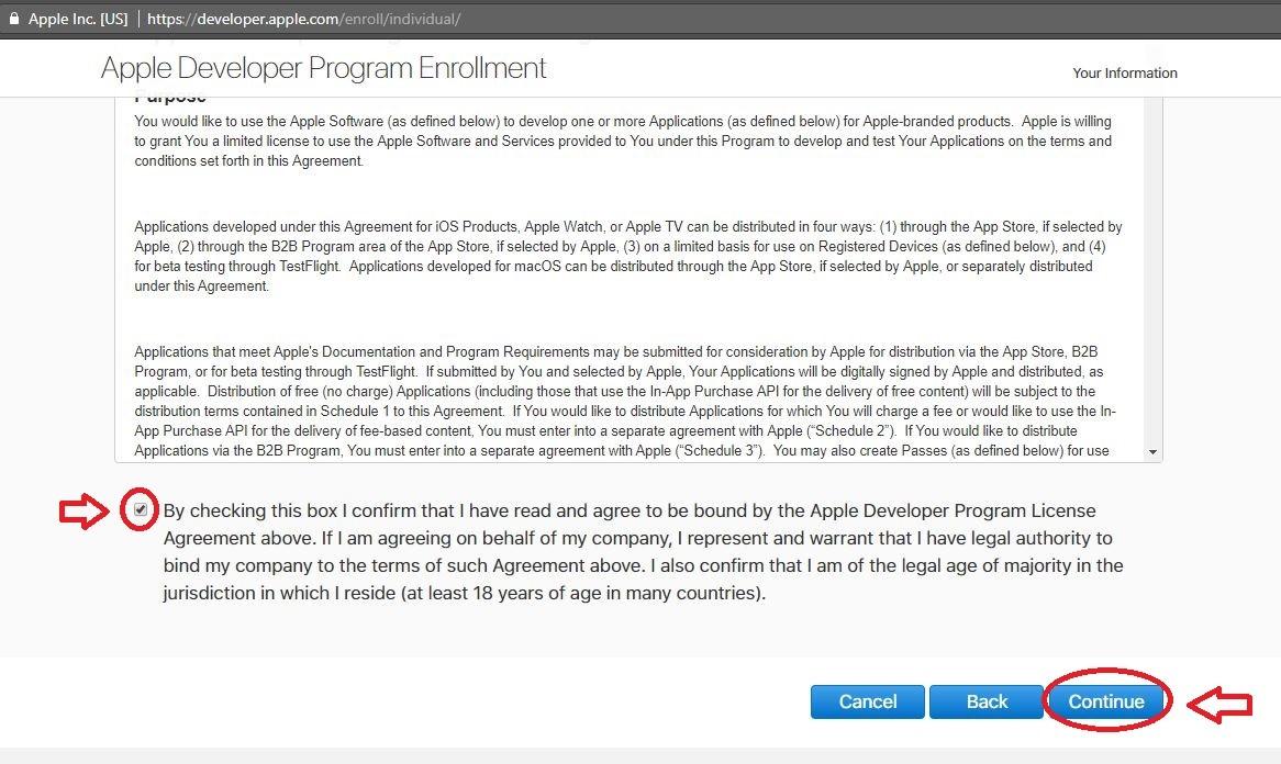 Apple Developer | تهران کردیت کارت