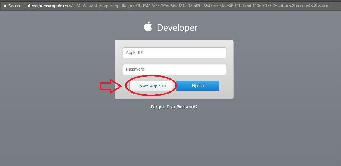 اپل آی دی | تهران کردیت کارت