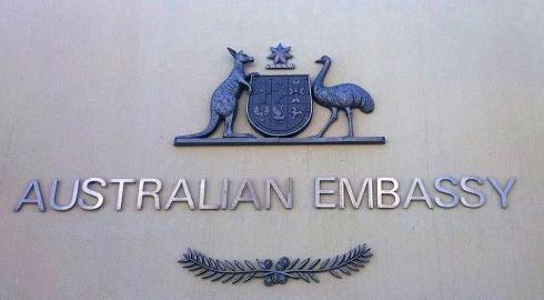 هزینه وقت سفارت استرالیا | تهران کردیت کارت