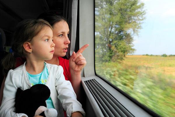 مسافرت ارزان خارجی با قطار | تهران کردیت کارت
