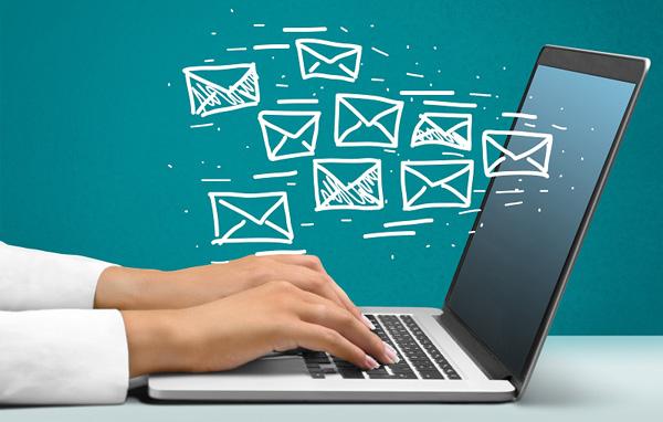 ارسال ایمیل تبلیغاتی انبوه