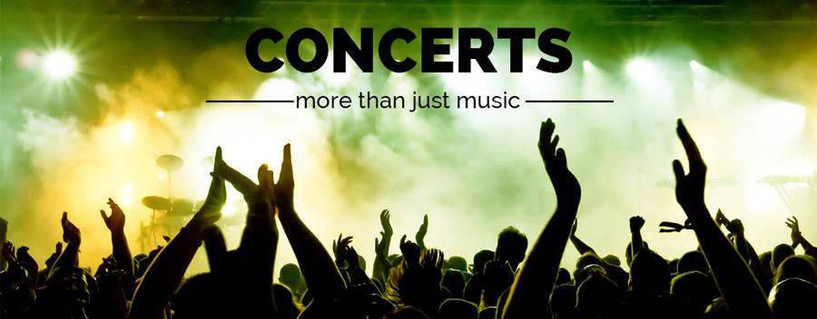 خرید آنلاین بلیط کنسرت خارجی | تهران کردیت کارت