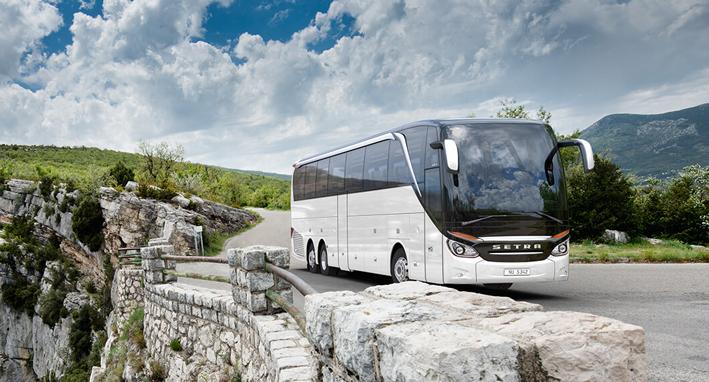 بلیت اتوبوس داخلی اروپا | تهران کردیت کارت