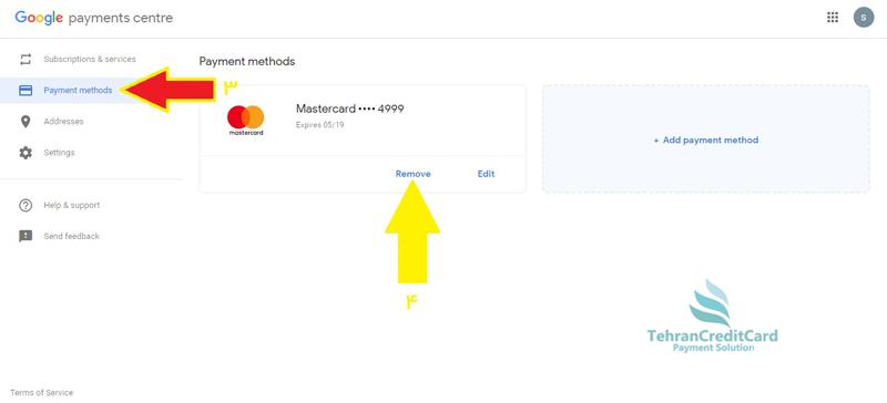 انتشار نرم افزار در گوگل کنسول | تهران کردیت کارت