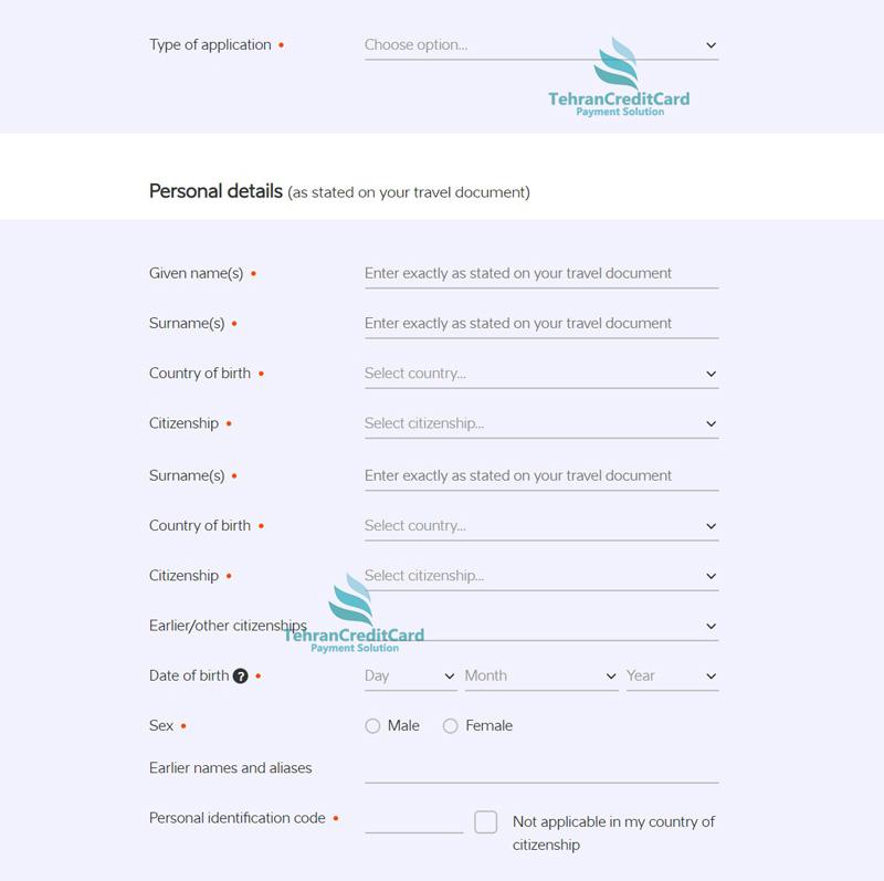 ویزای کاری استونی | تهران کردیت کارت