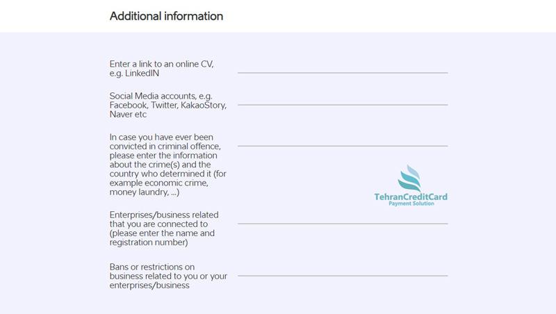 راهنمای دریافت اقامت استونی| تهران کردیت کارت