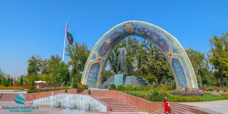 ویزای فوری تاجیکستان | تهران کردیت کارت
