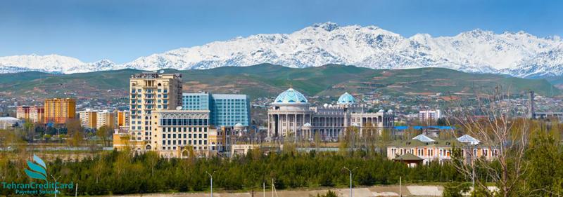 أخذ روادید تاجیکستان | تهران کردیت کارت
