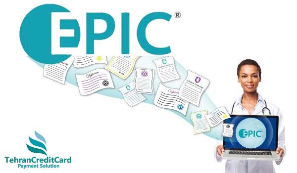 پرداخت هزینه تائید مدارک EPIC | تهران کردیت کارت