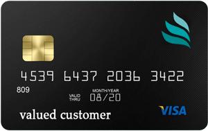 ویزا کارت مسافرتی قابل شارژ | تهران کردیت کارت