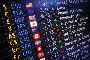 محاسبه نرخ برابری دلار با یورو | تهران کردیت کارت