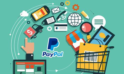 خرید اینترنتی با پی پال | تهران کردیت کارت