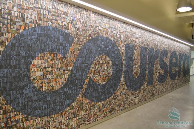 پرداخت آموزشهای Coursera | تهران کردیت کارت