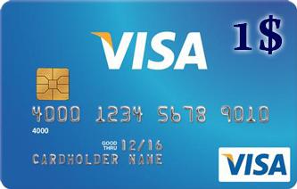 خرید فوری ویزا یک دلاری | تهران کردیت کارت