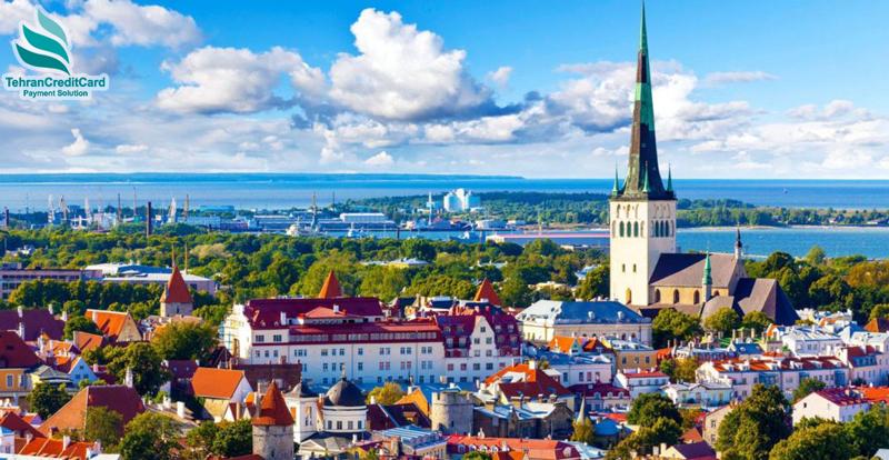 شهروندی دیجیتال استونی | تهران کردیت کارت