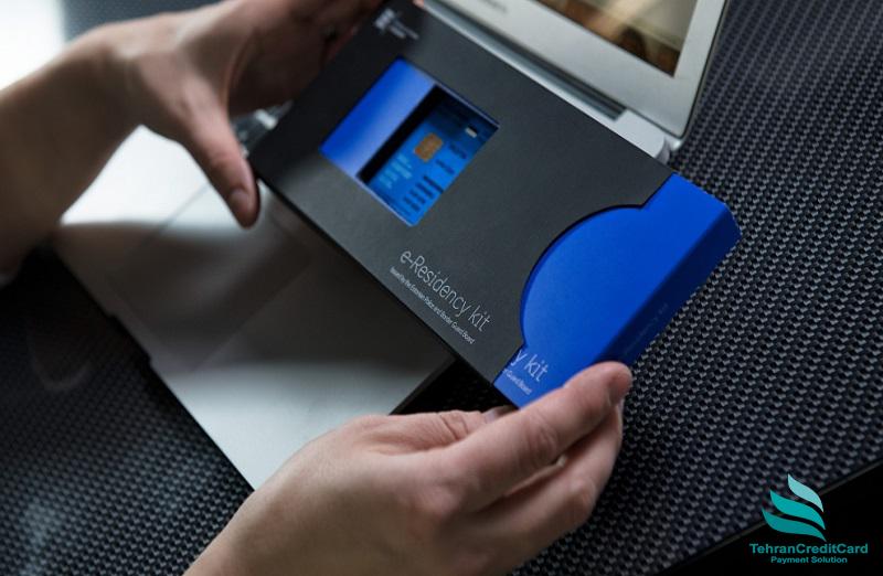 پرداخت اقامت الکترونیک استونی | تهران کردیت کارت