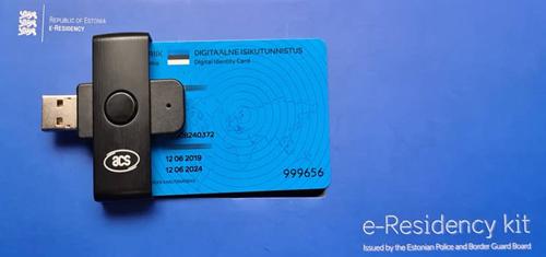 کیت اقامت کارت استونی