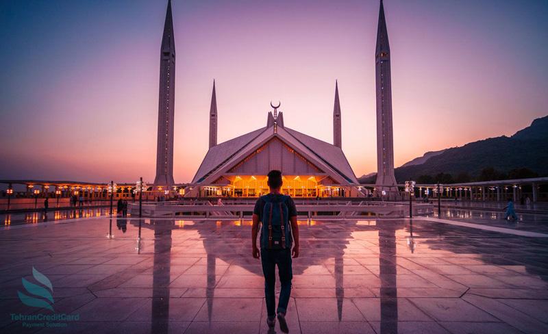 دریافت ویزای توریستی پاکستان | تهران کردیت کارت